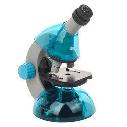 Мікроскоп SIGETA MIXI 40x-640x BLUE (з адаптером для смартфону)